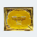 Crystal Collagen 24K Gold Powder Facial Mask