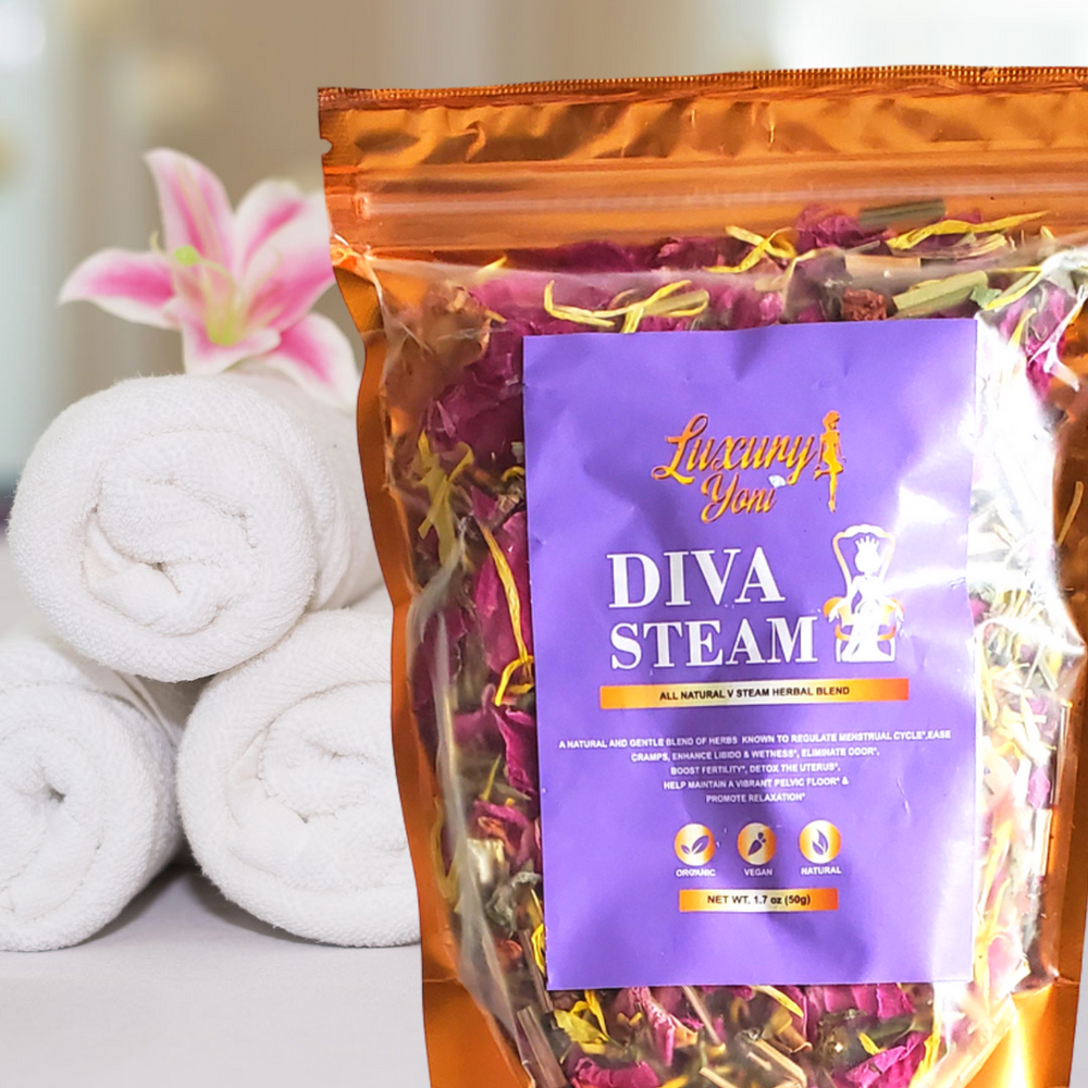 Luxury Diva Steam (V Steam Herbs)