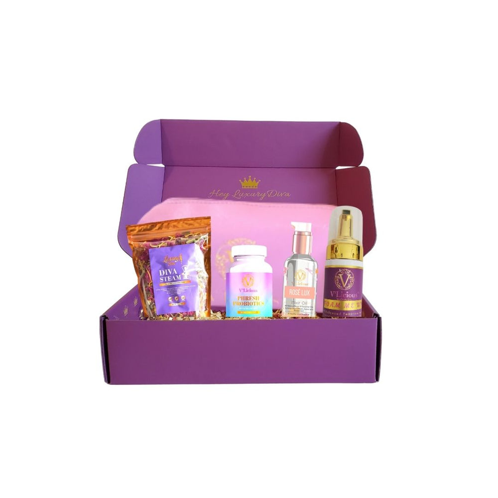 MAINTAIN MY V - Lux Self Love Box -  LIMITED EDITION