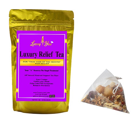 Luxury Relief Tea