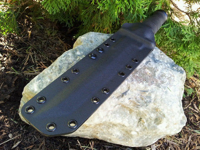 KA-BAR TANTO FULL SIZE FIGHTER 1245 CUSTOM SHEATH