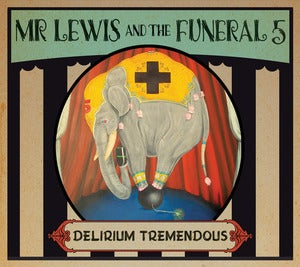 Delirium Tremendous cd