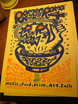 Posters by Peelander Yellow