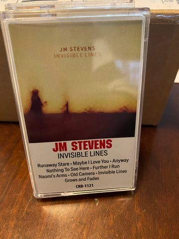 JM Stevens- Invisible Lines USB