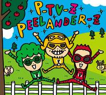 "Load image into Gallery viewer, Peelander-Z: ""PTVZ"" 10th Anniversary Vinyl"