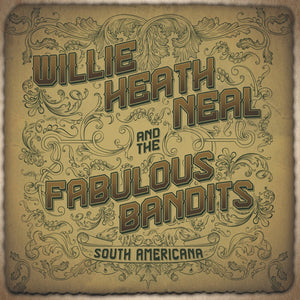 Willie Heath Neal- South Americana Lathe Cut CD