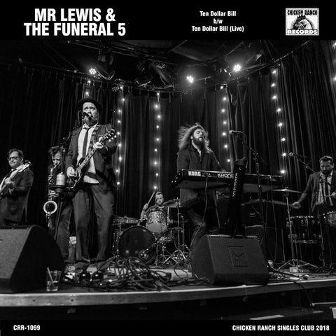 Mr. Lewis & The Funeral 5- $10 Bill