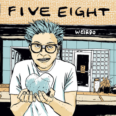 "Five Eight- ""Weirdo"" Double LP"