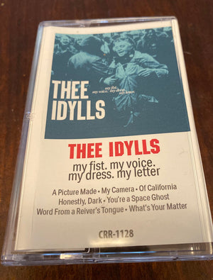 Thee Idylls Cassette Shaped USB