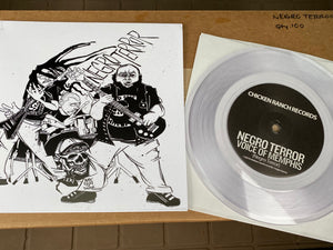 "Negro Terror- ""Voice of Memphis"" 7"""