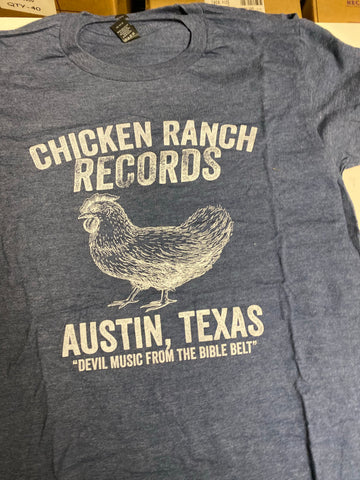 "Chicken Ranch ""classic chicken"" shirt"