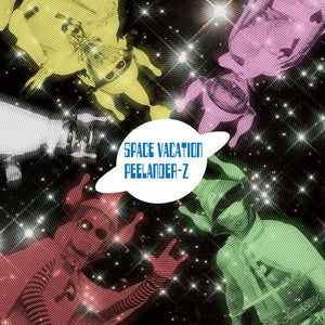 Peelander-Z- Space Vacation CD