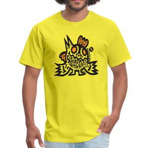 Chicken Ranch T-Shirt by Peelander Yellow - yellow
