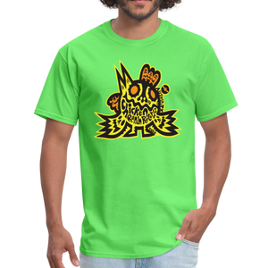 Chicken Ranch T-Shirt by Peelander Yellow - kiwi