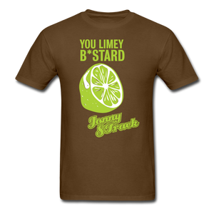 "Jonny 8-Track ""Limey"" T-Shirt - brown"