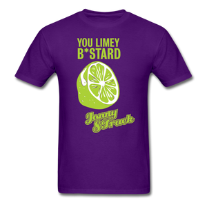 "Jonny 8-Track ""Limey"" T-Shirt - purple"