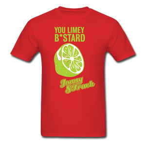 "Jonny 8-Track ""Limey"" T-Shirt - red"