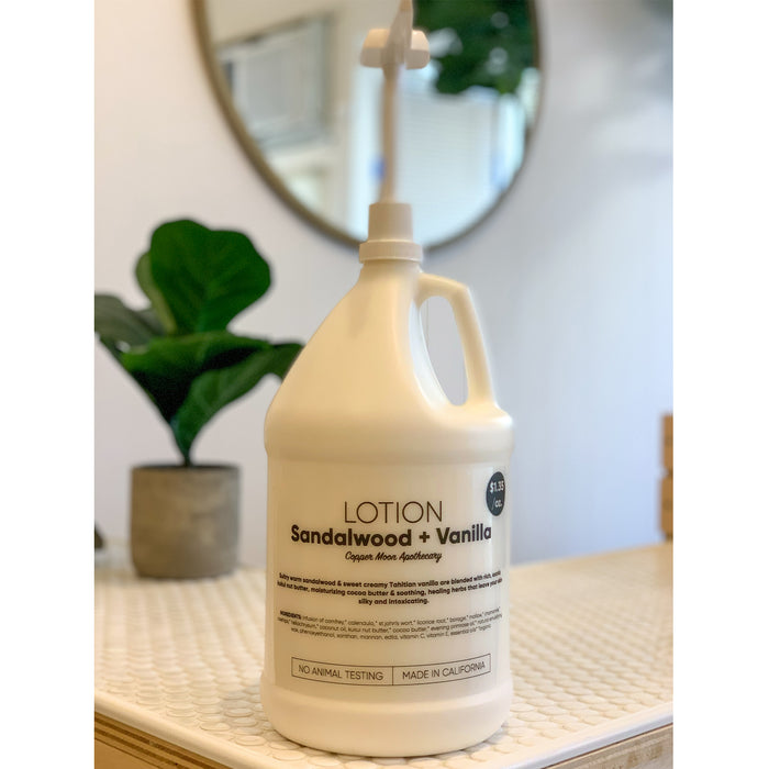 Artisan Body Lotion