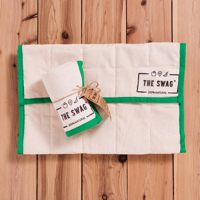 Cotton Produce Extender Bag