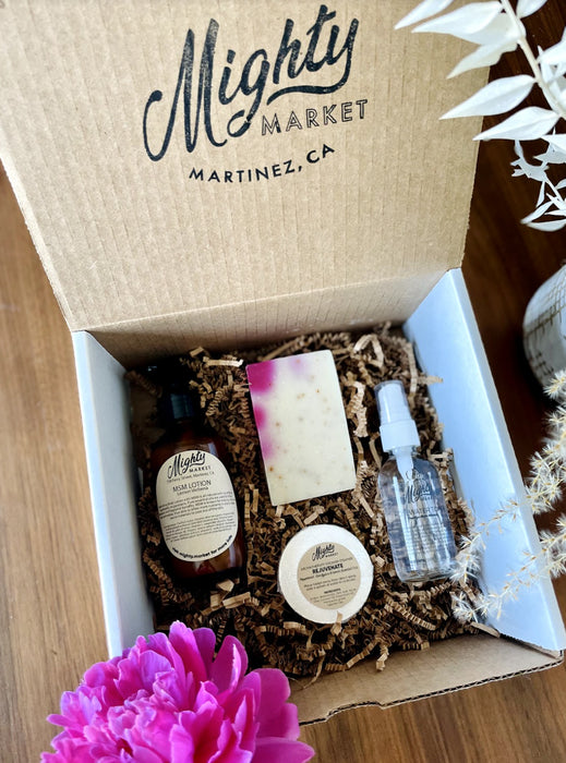 Mighty Mama Mother's Day Gift Box