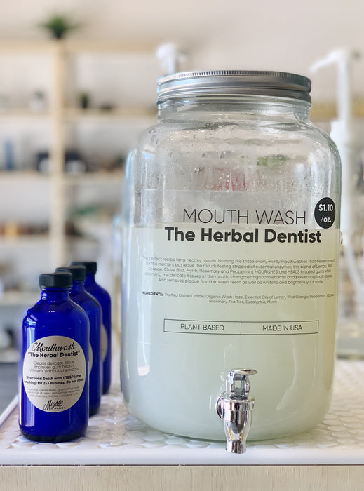 Mouthwash - The Herbal Dentist