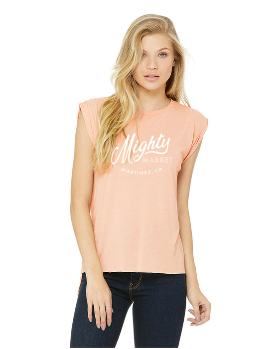 Mighty Flowy Muscle Tee