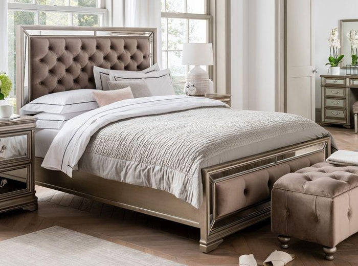 JESSICA SUPERKINGSIZE BEDFRAME