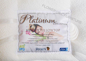 RESPA HENLEY 4FT SMALL DOUBLE MATTRESS