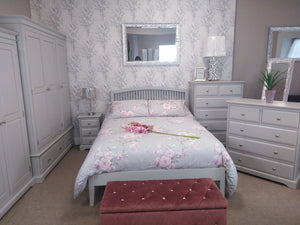 DOVER DOUBLE BEDFRAME