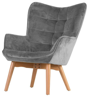 Kayla Chair Grey