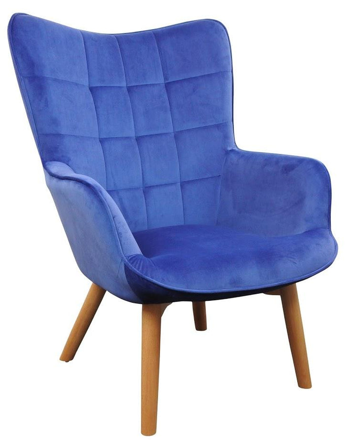 Kayla Chair Purple