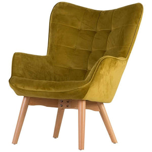 Kayla Chair Yellow