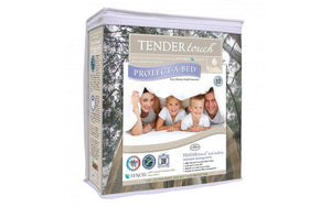 TENDER TOUCH 4FT MATTRESS PROTECTOR