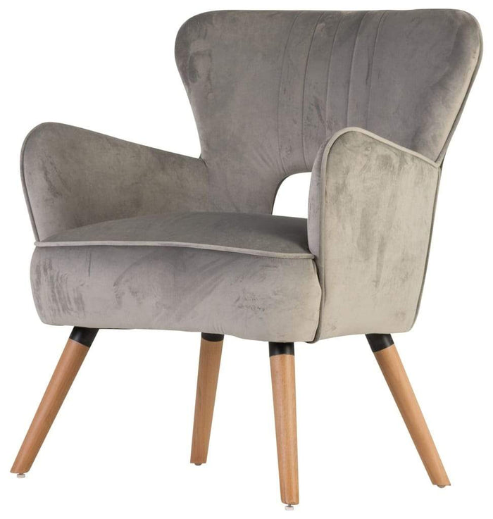 Ruby Chair Grey