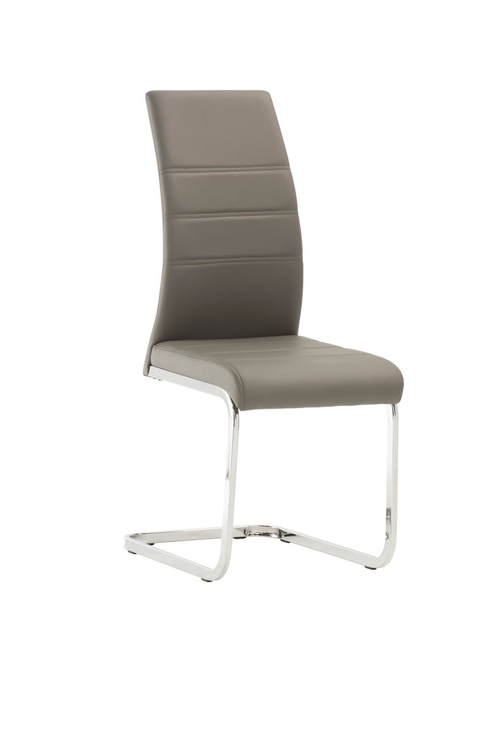 RUPERT DINING CHAIR - GREY