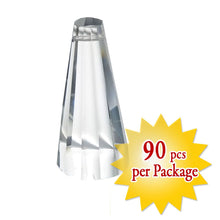 Load image into Gallery viewer, Cone Crystal Prism 68mm Economic Crystal