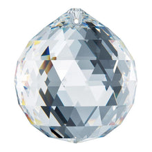 Load image into Gallery viewer, Swarovski Strass Large 70mm Clear Crystal Ball Prism