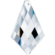Load image into Gallery viewer, Swarovski Strass Crystal 76mm (3 inches) Clear Kite Faceted prism