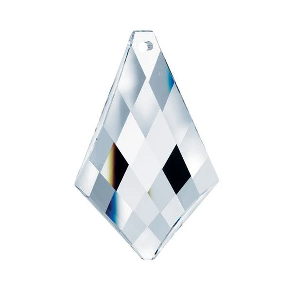Swarovski Strass Crystal 50mm (2 inches) Clear Kite Faceted prism