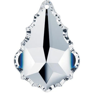 Swarovski Strass Crystal 100mm (4 inches) Clear French Pendeloque prism