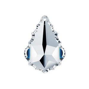 Swarovski Strass Crystal 50mm (2 inches) Clear French Pendeloque prism