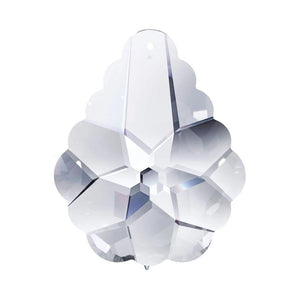 Swarovski Strass Crystal 76mm (3 inches) Clear Arabesque Pendeloque prism