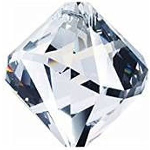 Swarovski Strass Crystal 60mm Clear Faceted Ball Form Crystal Prism 8950-1011-60