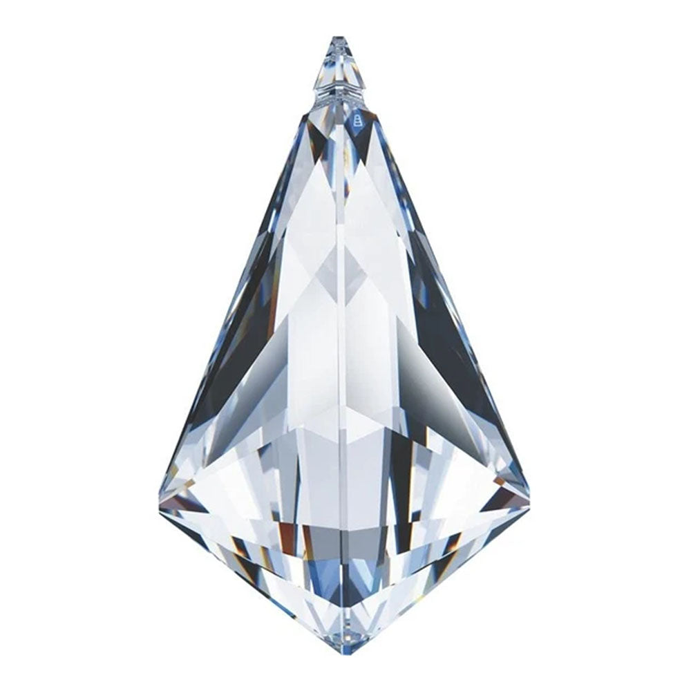 Swarovski Strass Crystal 89mm (3.5 inches) Clear Vibe prism
