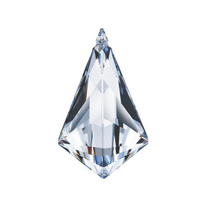 Swarovski Strass Crystal 63mm (2.5 inches) Clear Vibe prism