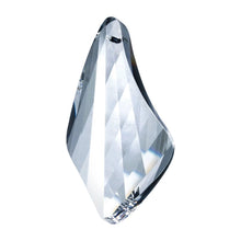 Load image into Gallery viewer, Swarovski Strass Crystal 76mm (3 inch) Clear Bird Wing prism