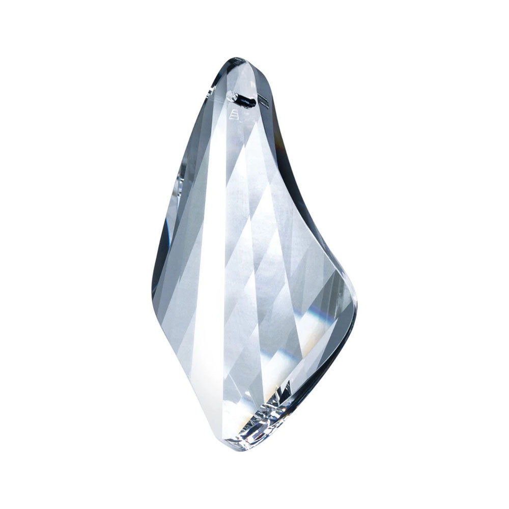 Swarovski Strass Crystal 63mm (2.5 inches) Clear Bird Wing prism