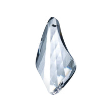 Load image into Gallery viewer, Swarovski Strass Crystal 50mm (2 inches) Clear Bird Wing prism