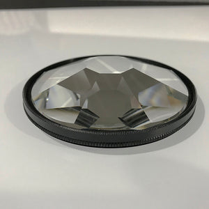 Crystal Camera Lens FX Faceted Prism, 77mm