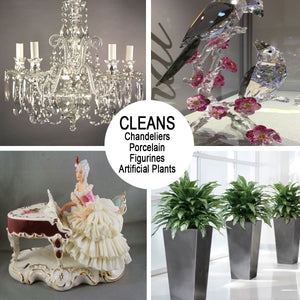 Easy Way To Clean Crystal Chandelier